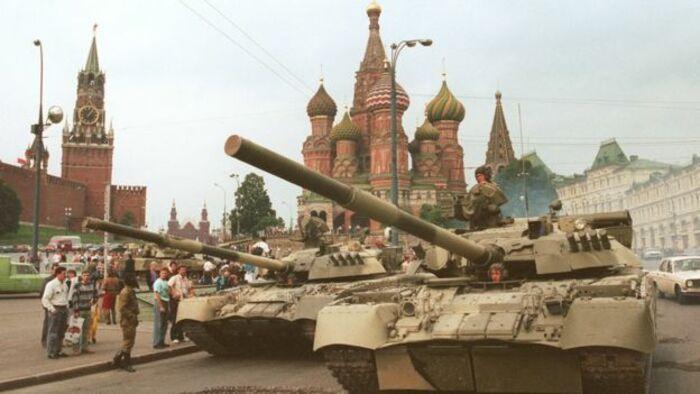 переворот в россии 1991