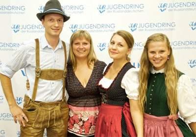где проживают немцы на территории россии