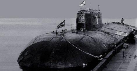 подводная лодка курск фото