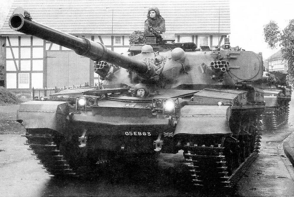 танки российской армии