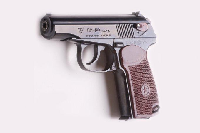 травматический пистолет тт т