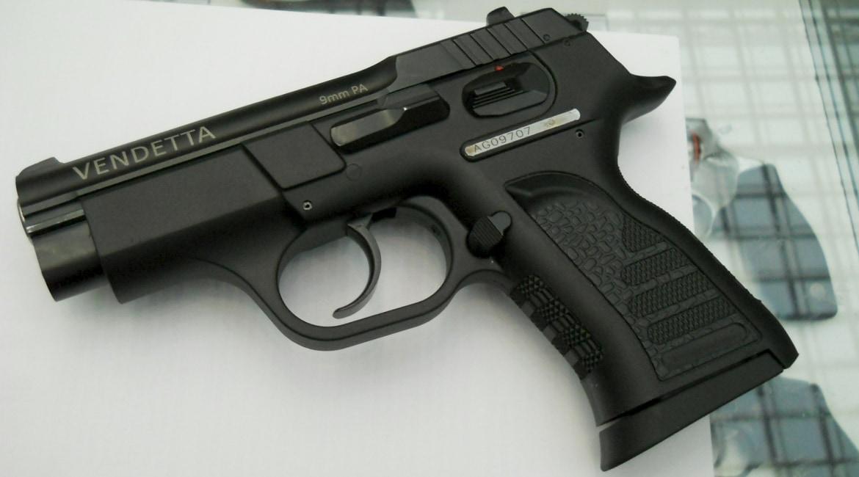 wasp r пистолет