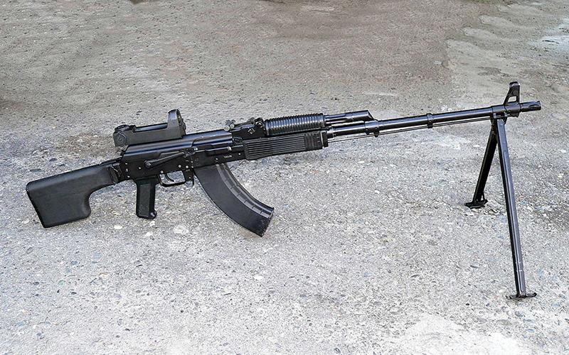 пкт пулемет расшифровка