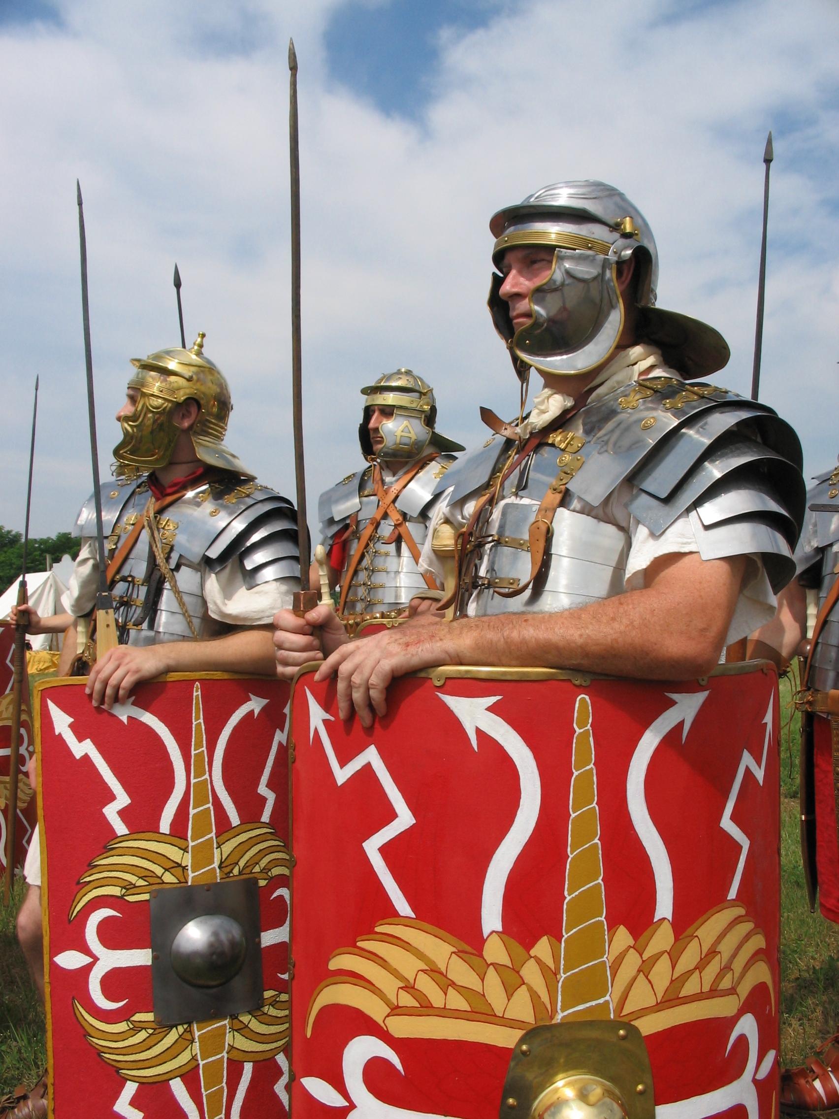 древнеримская армия