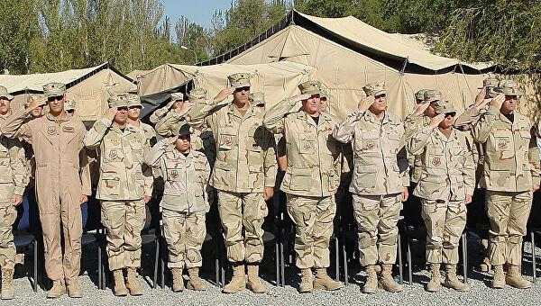 американская военная база в киргизии