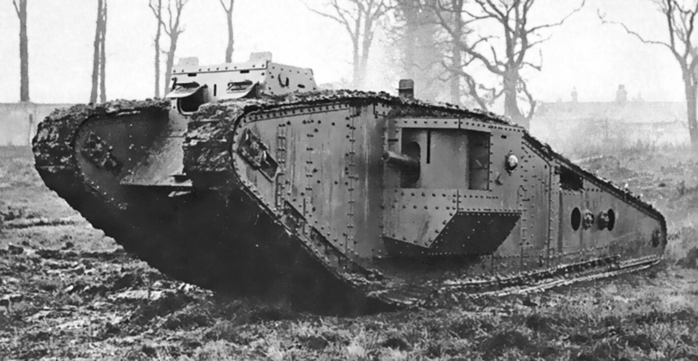 1 танк в мире