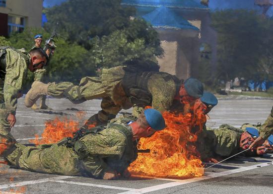 45 бригада спецназа вдв кубинка официальный сайт