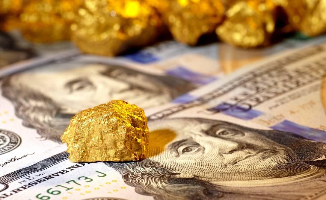 привязан ли рубль к золоту