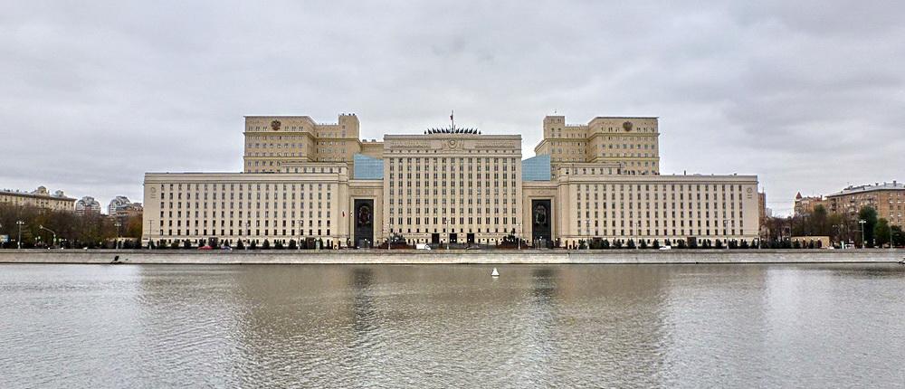 3 дом министерства обороны