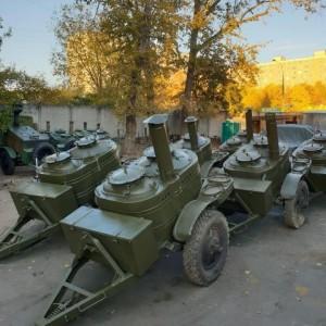 продажа военной техники с консервации в россии