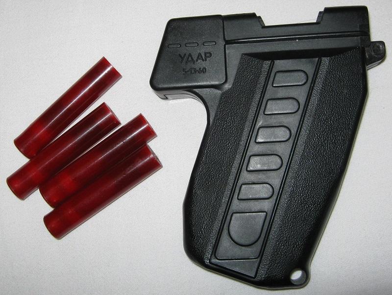 правила перевозки травматического оружия
