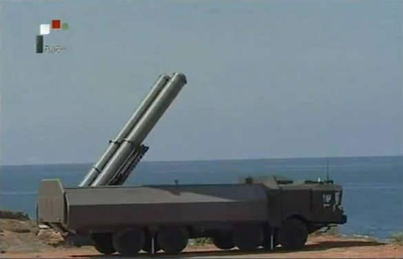 бастион ракета