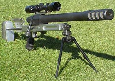 самая точная снайперская винтовка в мире