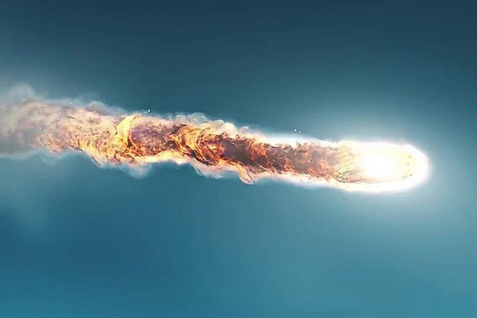 тунгусский взрыв