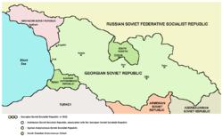 когда грузия вошла в состав российской империи