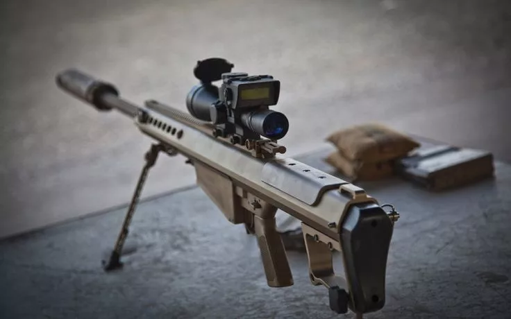 винтовка барретт 50 калибр