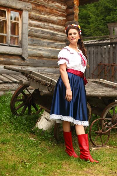 одежда украинцев