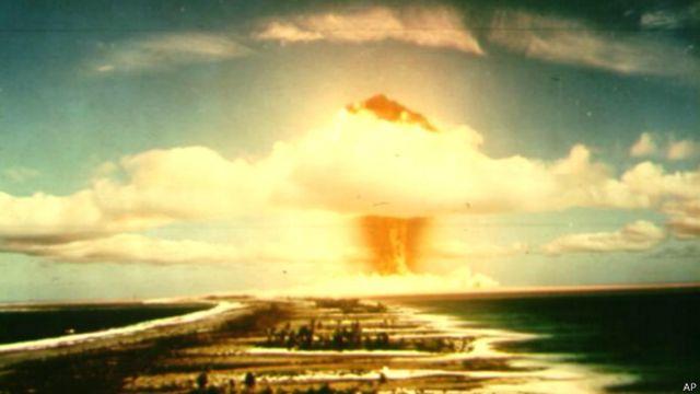 испытание водородной бомбы дата