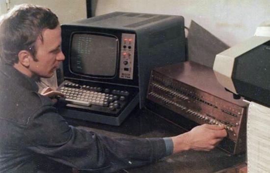 компьютеры ссср