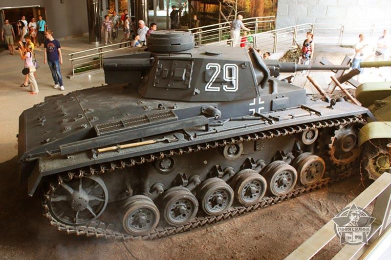 танк т3