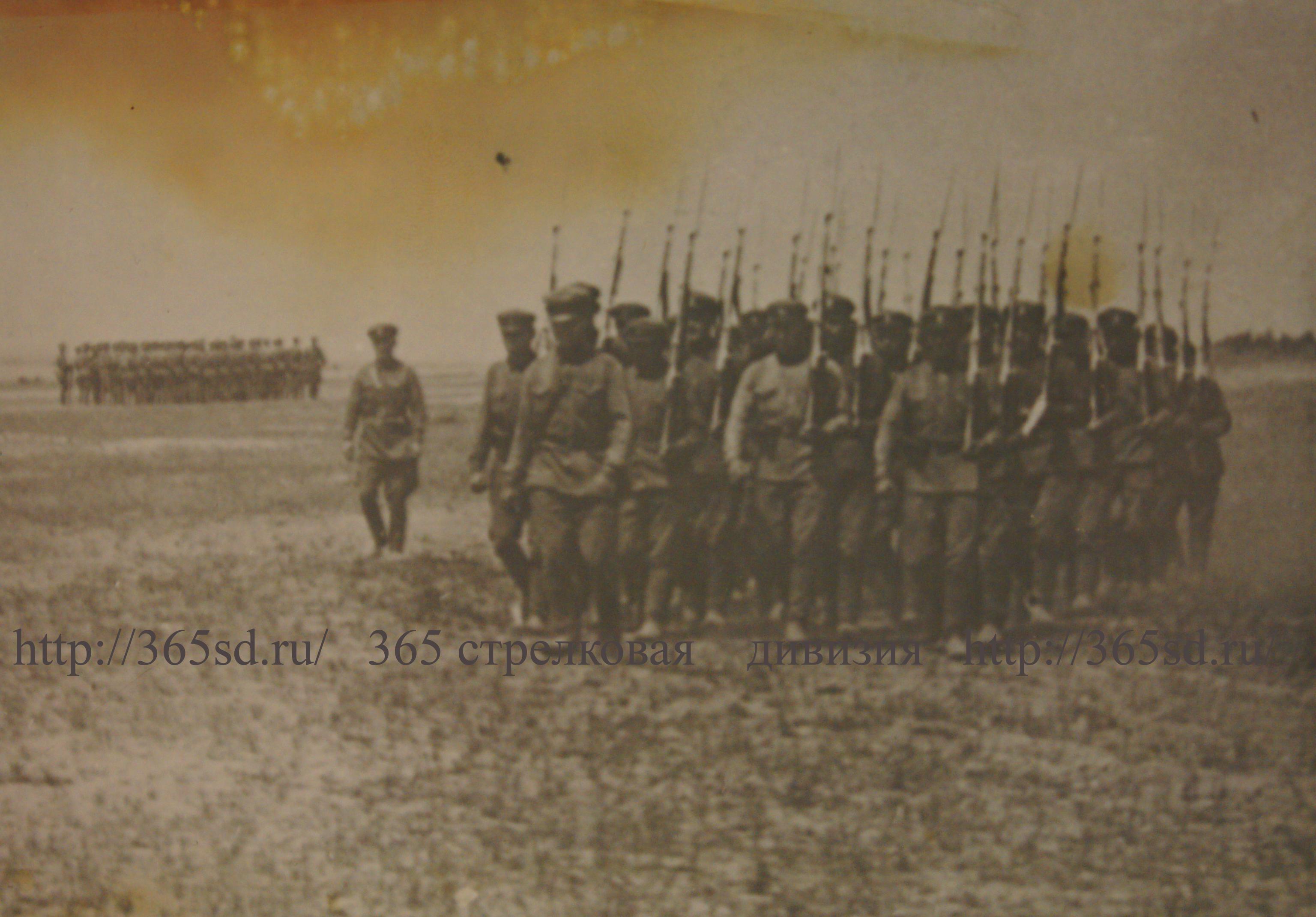 армейские подразделения