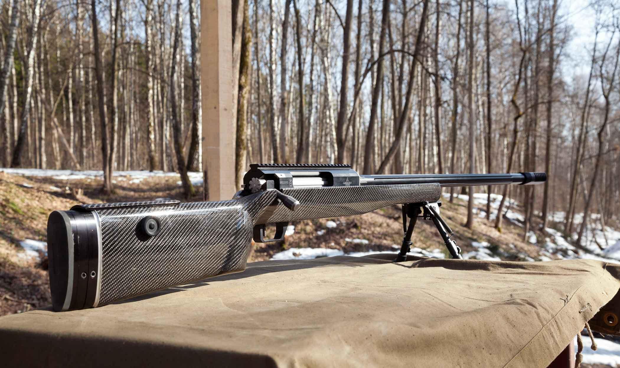 самая дальнобойная винтовка в мире