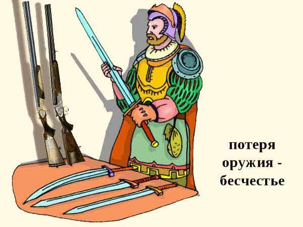 правила транспортировки оружия
