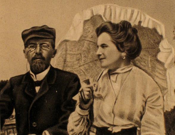 книппер чехова википедия