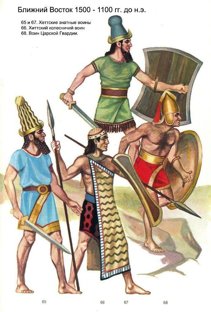 состав египетского войска