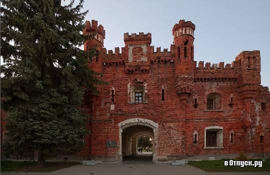 брестская крепость кратко