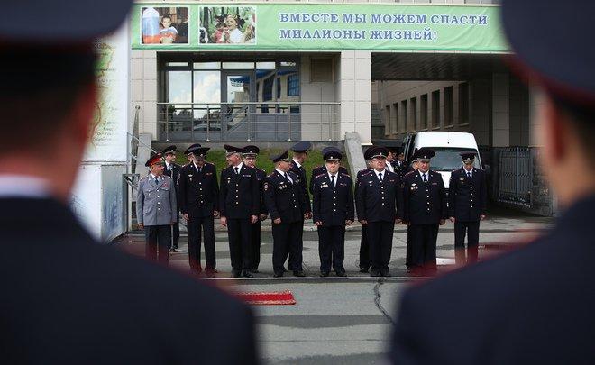 численность полиции в россии