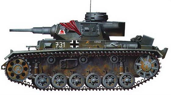 танк т 3