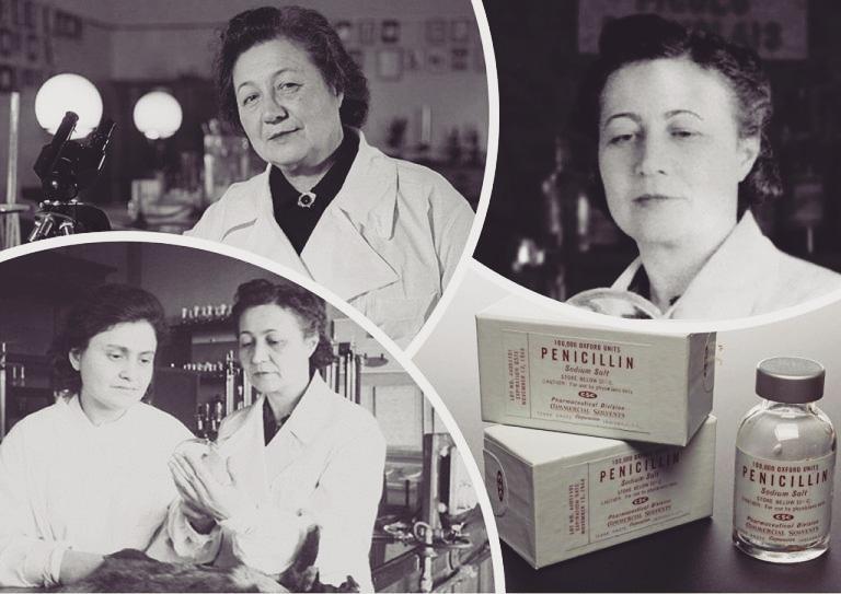 зинаида ермольева госпожа пенициллин