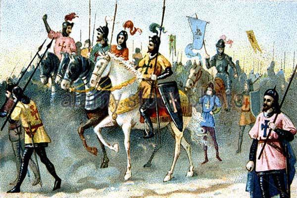 крестовый поход 2