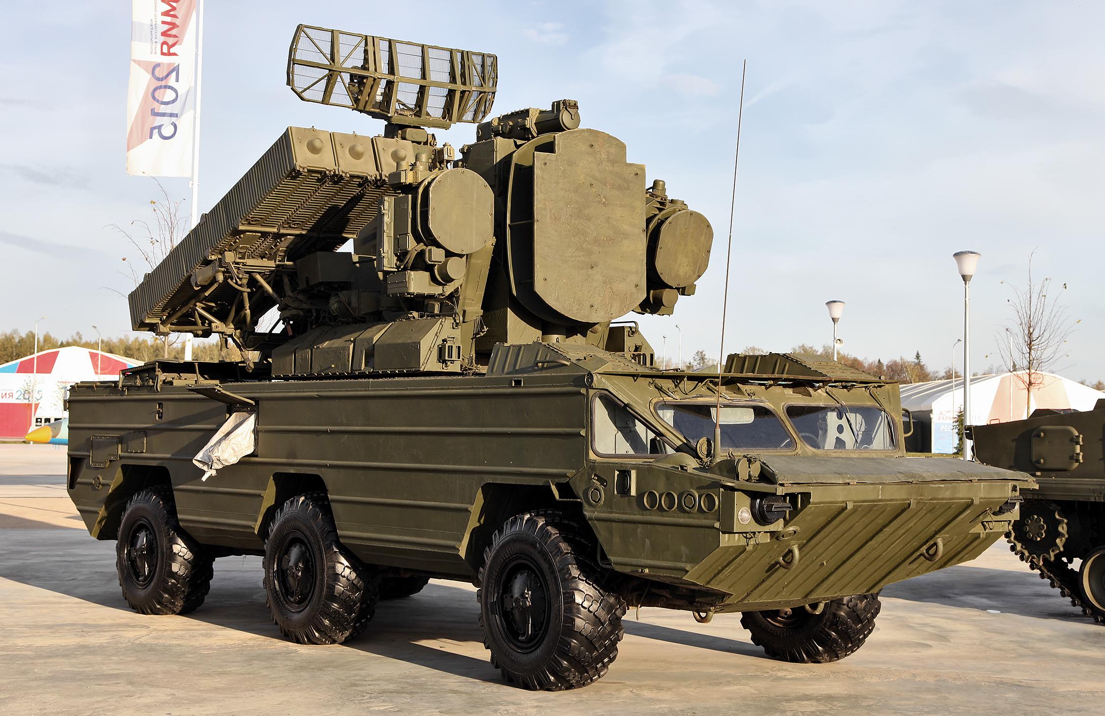 пво россии что стоит на вооружении