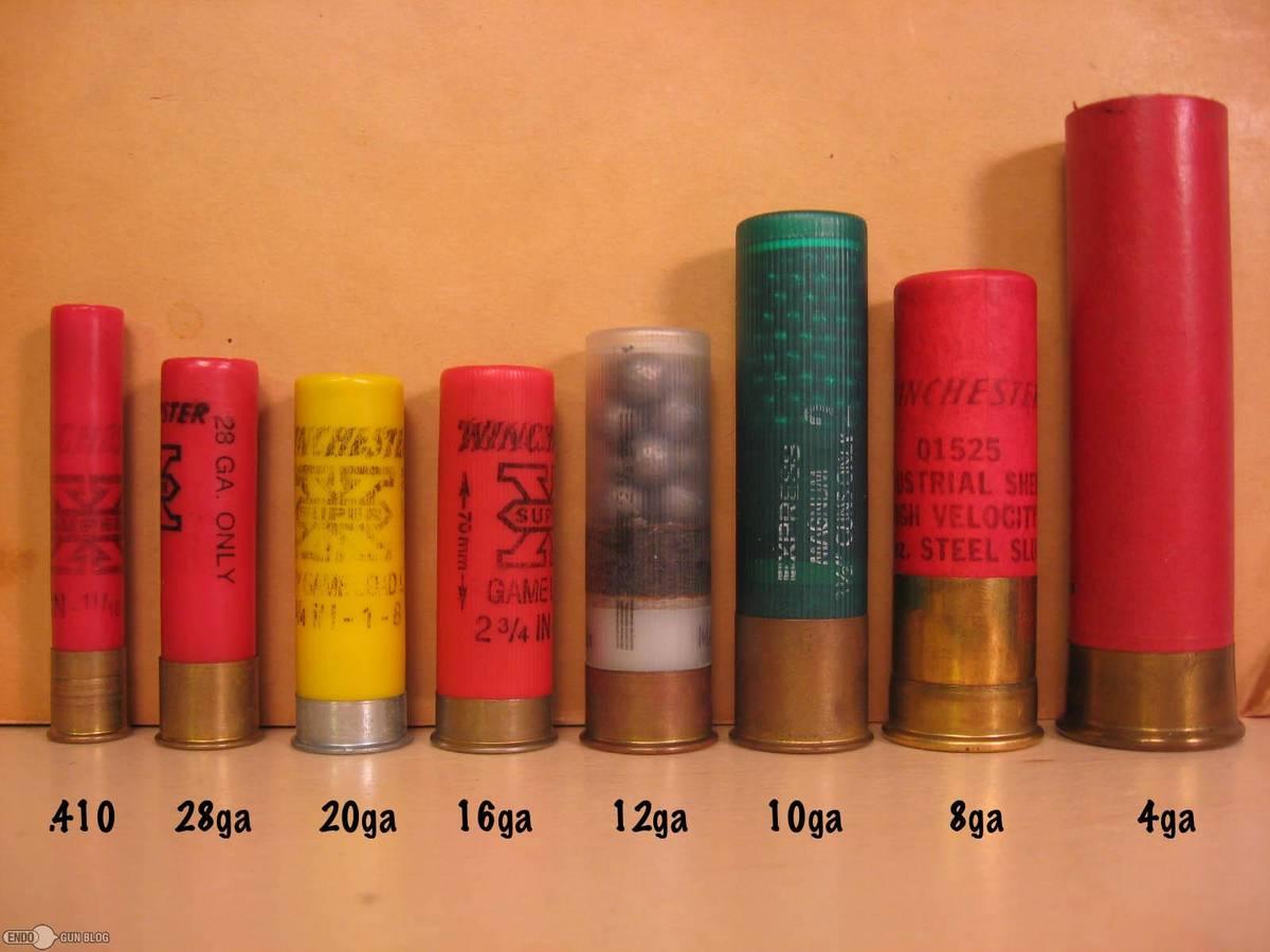 охотничье оружие 20 калибра