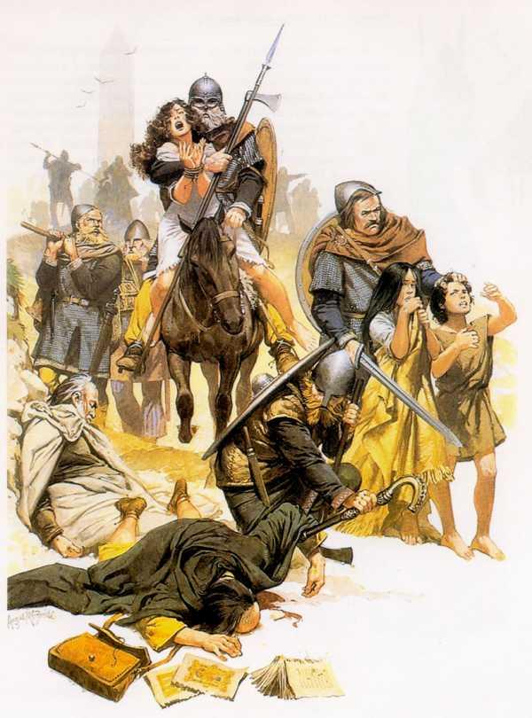 племена викингов