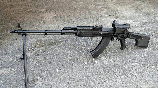 калибр рпк 74