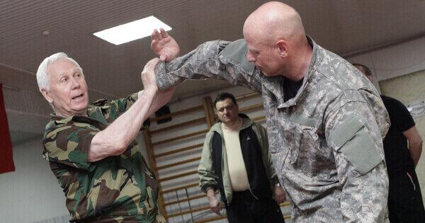 кадочников рукопашный бой видео