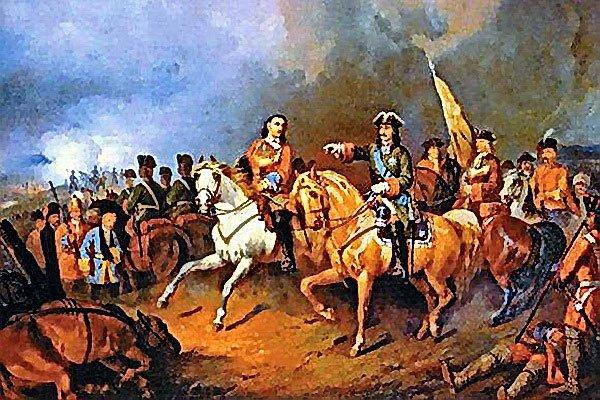 прутский мирный договор
