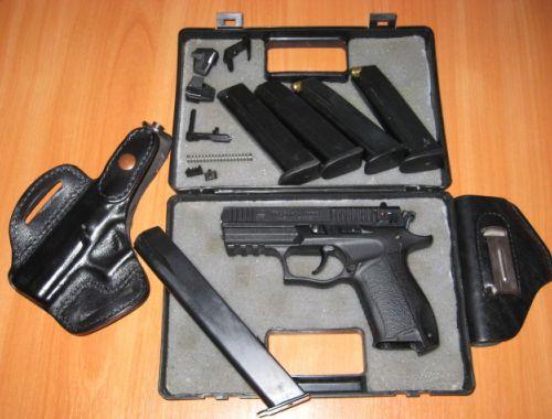 гроза 4 травматический пистолет