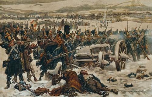 сражение на реке березине дата