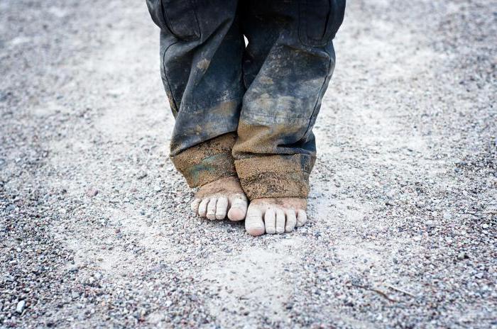 глобальная проблема бедности