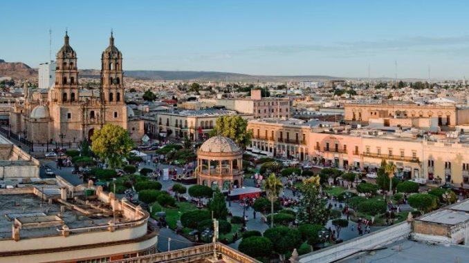 территория мексики