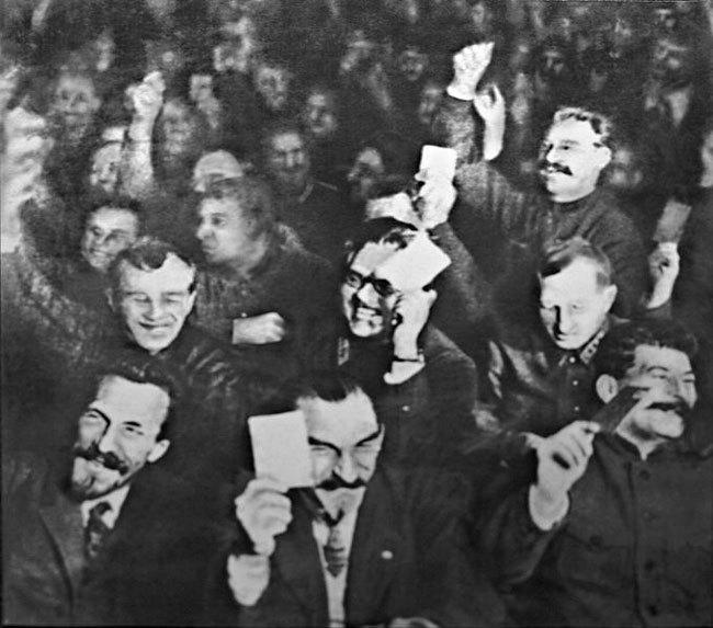 основные положения конституции 1936 года