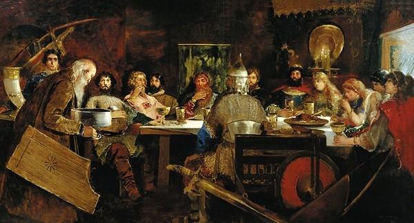 древнерусская дружина