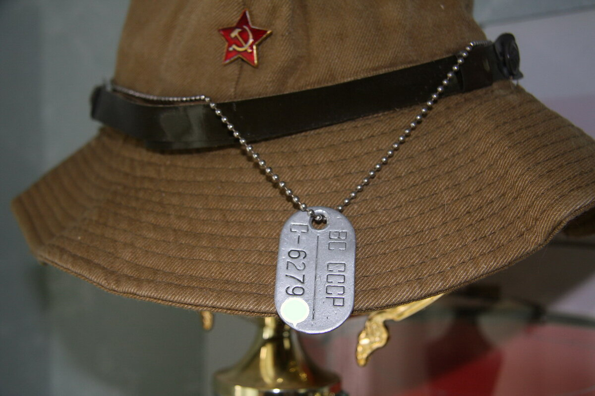 жетон военнослужащего