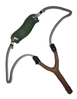 рогатка с прикладом