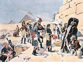 египетская кампания наполеона