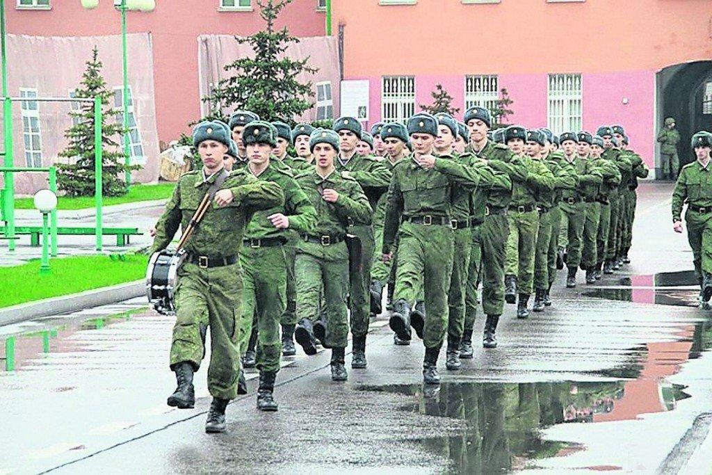 плюсы службы в армии